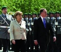 Pour sortir de la crise : Merkel pour une Europe politique renforcée