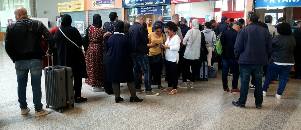 Le Maroc suspend toutes ses liaisons aériennes avec l'étranger