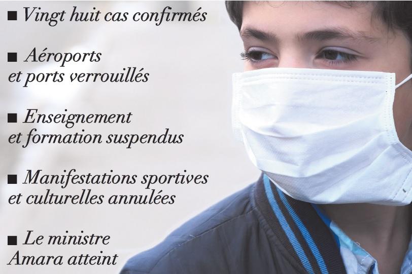 Maroc vs Coronavirus