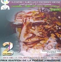 Prix  «Isaffen» de la poésie amazighe : A vos plumes