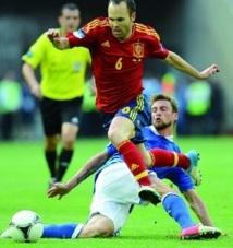 L'Italie contrarie l'Espagne, la Croatie étouffe l'Eire