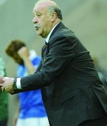 """Del Bosque: """"Je ne suis pas frustré"""""""
