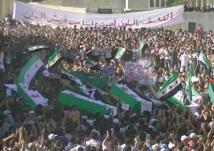 Syrie violences : L'armée syrienne maintient la pression