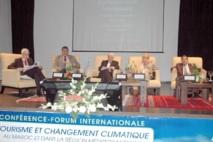 Conférence-forum international d'Agadir : Adapter l'offre touristique au changement climatique