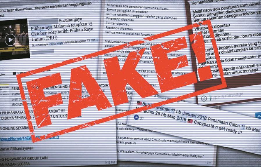 Pas de pitié pour les faiseurs de fake news