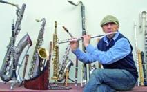 En concert au Studio des arts vivants à Casablanca : Jiri Stivin, le maître de la musique tchèque