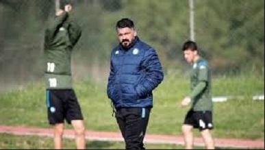Naples diffère le retour à l'entraînement