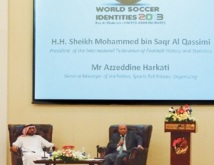 World Soccer Identities 2013 : Le football au service du développement humain