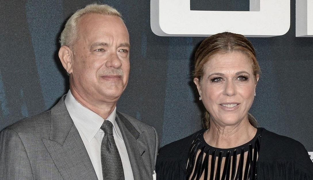 """En quarantaine en Australie, Tom Hanks et son épouse vont """"mieux"""""""