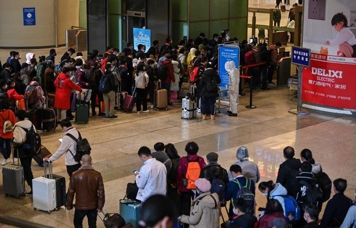 La crainte des cas importés à Wuhan