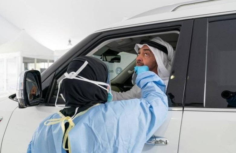 Un test en cinq minutes pour les automobilistes aux EAU