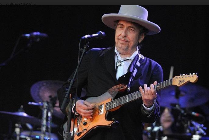 Bob Dylan sort une chanson taillée pour cette période