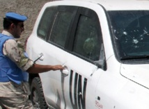 Les «bérets» bleus de l'Onu suspendent leurs missions en Syrie