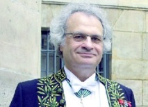 L'écrivain franco-libanais Amin Maalouf reçu à l'Académie française