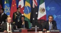 Pendant que les violences se poursuivent en Syrie  : Obama et Poutine trouvent un terrain d'entente au Mexique