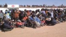 Des barrages pour dénoncer de récentes décisions algériennes : Manifestation contre la ségrégation raciale dans les camps de Tindouf