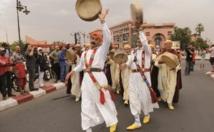 Coup d'envoi du 47ème Festival national des arts populaires : Grande parade à l'ouverture de la fête des traditions