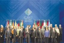 Réuni au Mexique : Le G20 s'engage pour la croissance