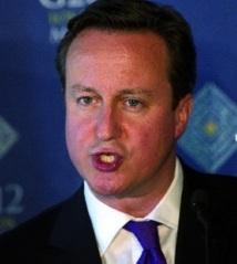 Cameron ironise sur le but refusé aux Ukrainiens