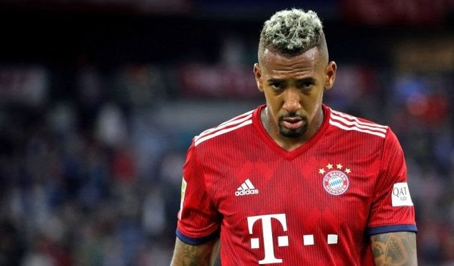 Boateng sanctionné après son accident — Bayern