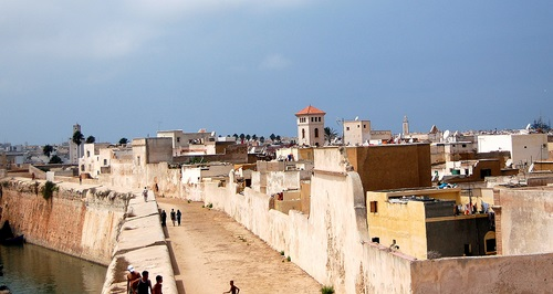 Des communes d'El Jadida mettent la main à la pâte