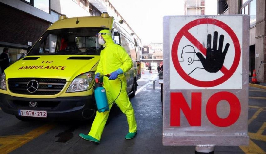 Le coronavirus poursuit sa hausse exponentielle aux quatre coins du monde