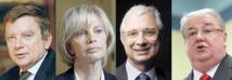 """Assemblée nationale française: Quatre candidats socialistes au """"perchoir"""""""