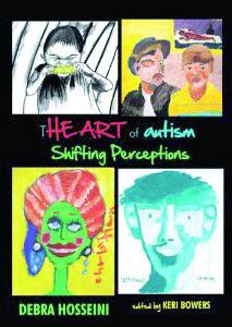 """Pipoye dans """"The art of autism"""": L'ouvrage américain de Debra Hosseini vient de paraître"""