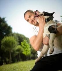 Les chiens ont vraiment des âmes de 'consolateurs'
