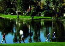 Dans le désert californien, golfs et pénurie d'eau ne font pas bon ménage