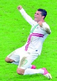 """Ronaldo : """"On a montré une belle unité sur le terrain"""""""