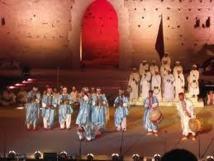 47ème édition du FNAP: Des troupes folkloriques illuminent le ciel du Palais Badii