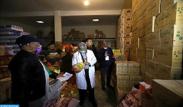 Campagnes de contrôle des prix à Ouarzazate et Tahanaout