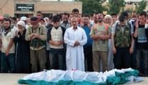 Le régime Al-Assad tue bien : Une centaine de morts chaque jour en Syrie