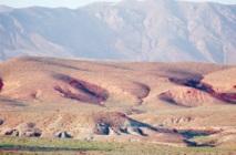 Le déclin du Jbel Ayachi  : Les moutons marocains sabotent une montagne
