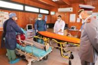 L'hôpital militaire d'instruction Mohammed V de Rabat consolide ses structures dédiées à la lutte contre le Covid-19