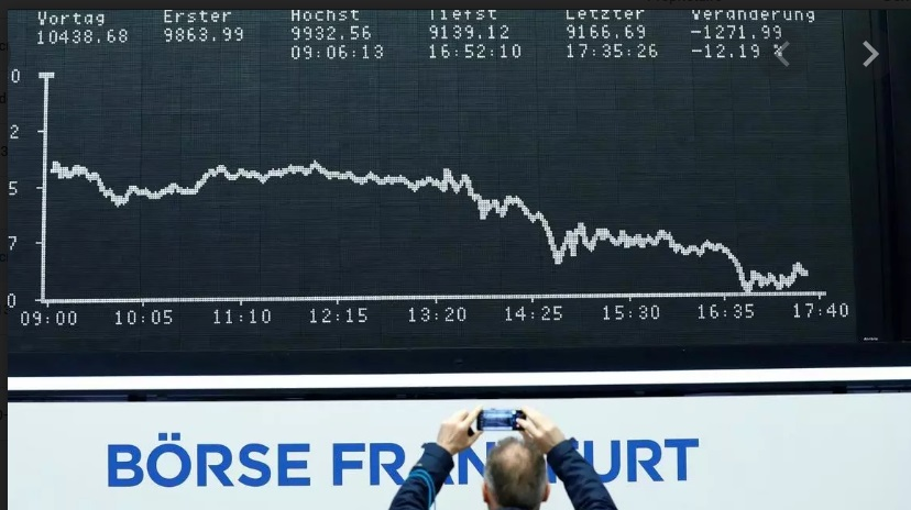 L'Europe ne s'entend pas sur la riposte économique à l'épidémie