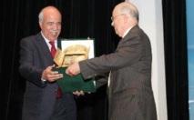 Le président fondateur de Chouala honoré : Fathallah Oualalou remet les clés de Rabat à Abdelmaksoud Rachdi
