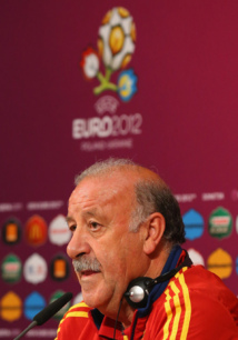 "Del Bosque: ""Un bon socle défensif"""