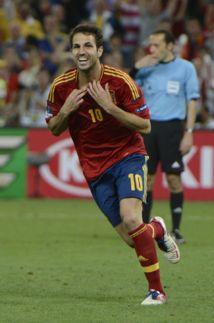 Fabregas, maître espagnol des tirs au but