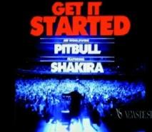 Shakira en duo avec Pitbull