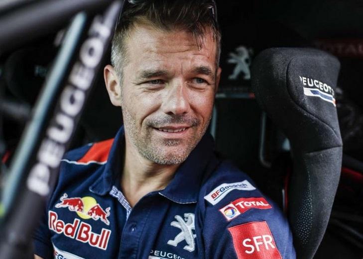 "Sébastien Loeb: ""On fait de la moto dans la maison"""