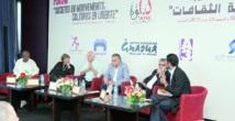 """Leila Shahid déléguée générale de l'Autorité palestinienne auprès de l'UE à Libé : """"Le rejet de l'Autre, qu'il soit noir, arabe  ou musulman revient avec une force inouïe"""""""