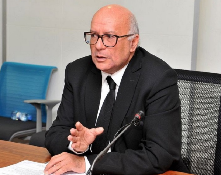 Omar Serghouchni, président de la Commission nationale de contrôle de la protection des données à caractère personnel