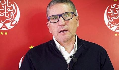 Garrido : Le Maroc a adopté des mesures importantes avant la propagation du coronavirus