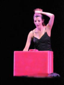 Latefa Ahrrare distinguée au Festival national du théâtre de Meknès: Gloire au corps et au souffle théâtral