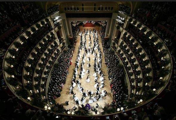 Vienne, temple de la musique réduit au silence par le coronavirus