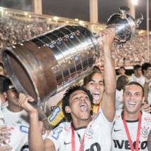 Copa Libertadores: les Corinthians de Sao Paulo sur le toit de l'Am-Sud