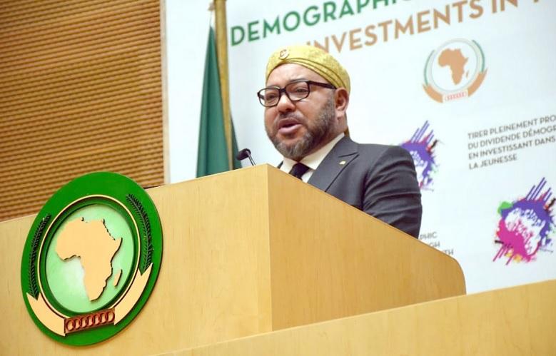 S.M le Roi appelle à une initiative africaine pour faire face à la pandémie du Covid-19