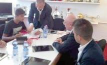 Hachim Mastour, «un Messi marocain», au Milan AC